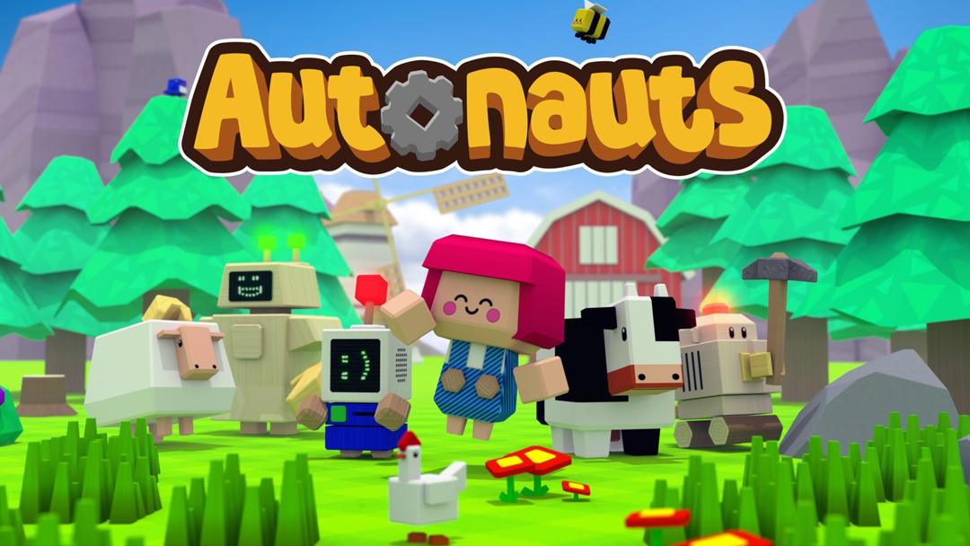 Videojuegos educativos: Autonauts