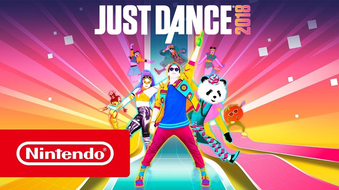 Videojuegos educativos: Just dance