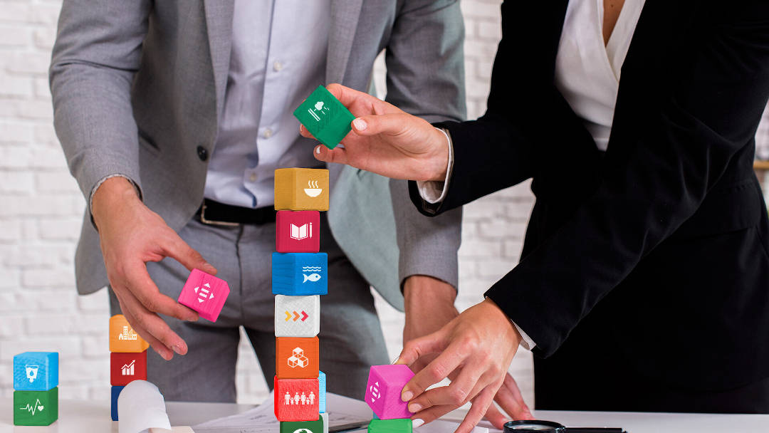 Agentes de cambio para un mundo sostenible