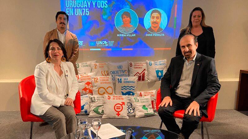 Uruguay y ODS en UN75