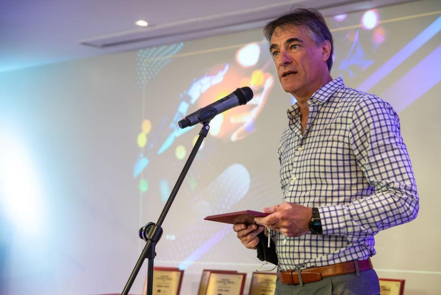 Nicolás Jodal en los Reconocimientos a la Creatividad y la Innovación 2020