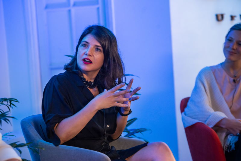 Fernanda Ariceta en WED UY