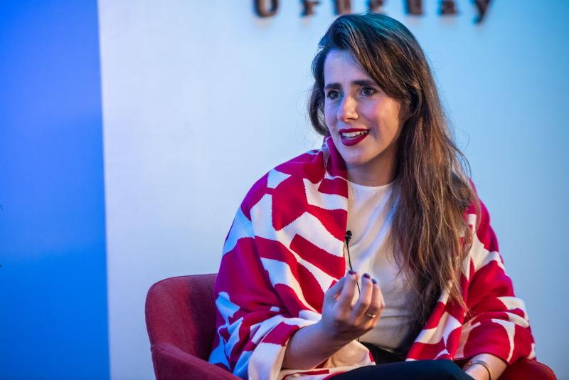 Ximena Aleman en WED UY