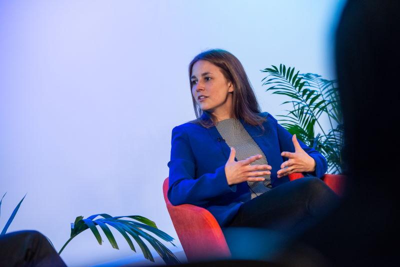 Lucía Martínez en WED UY