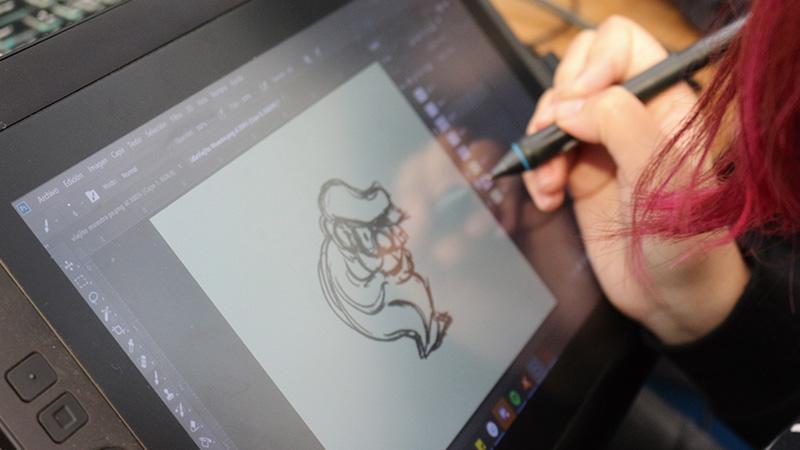 Licenciatura en Animación y Videojuegos