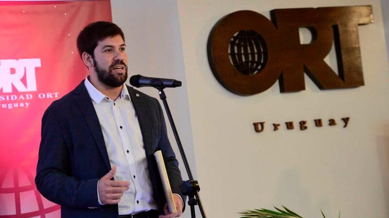 Tomer Urwicz, docente de ORT premiado por investigación periodística conjunta