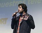 Jorge Castrillón durante el Social Media Day. Foto: Universidad ORT Uruguay.