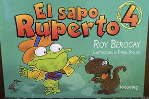 Tapa de El Sapo Ruperto 4.