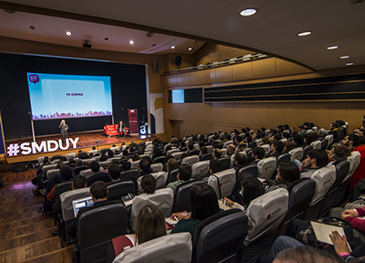 Social Media Day 2016. Foto: Universidad ORT Uruguay.