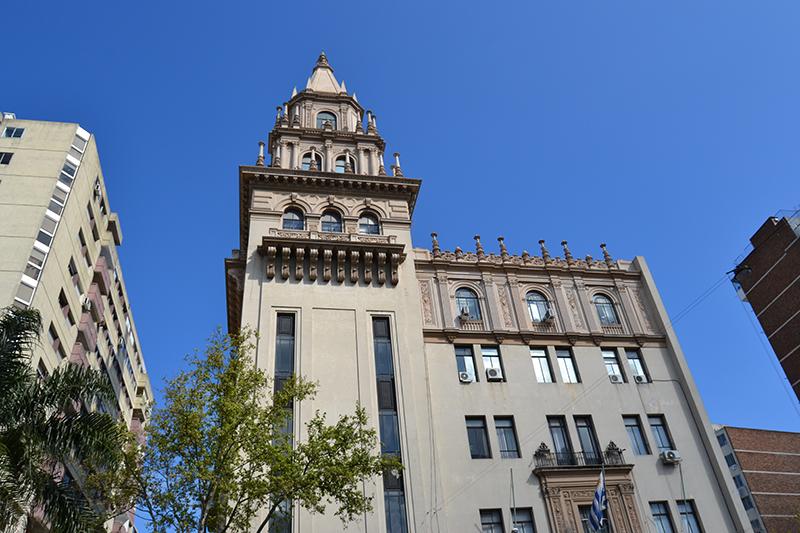 Ministerio de Salud Pública. Foto: commons.wikimedia.org.