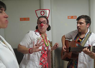 presentacion|Imagen gentileza de Payasos Medicinales.