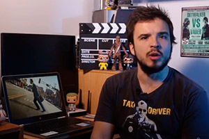 Fernando Pastorino en CineNando.