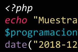 Muestra de trabajos Tecnico en Diseño Web