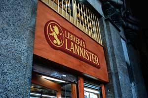 Librería Lannister. Licenciatura en Diseño Multimedia. Proyecto Integrador Recreación19