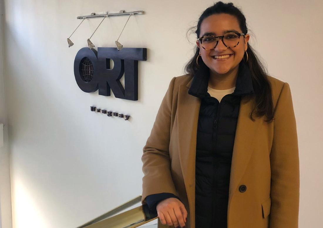Futura periodista con vocación de servicio público fue elegida por la Fundación Botín