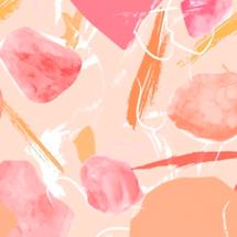 Estampas que sensibilizan sobre el cáncer de mama