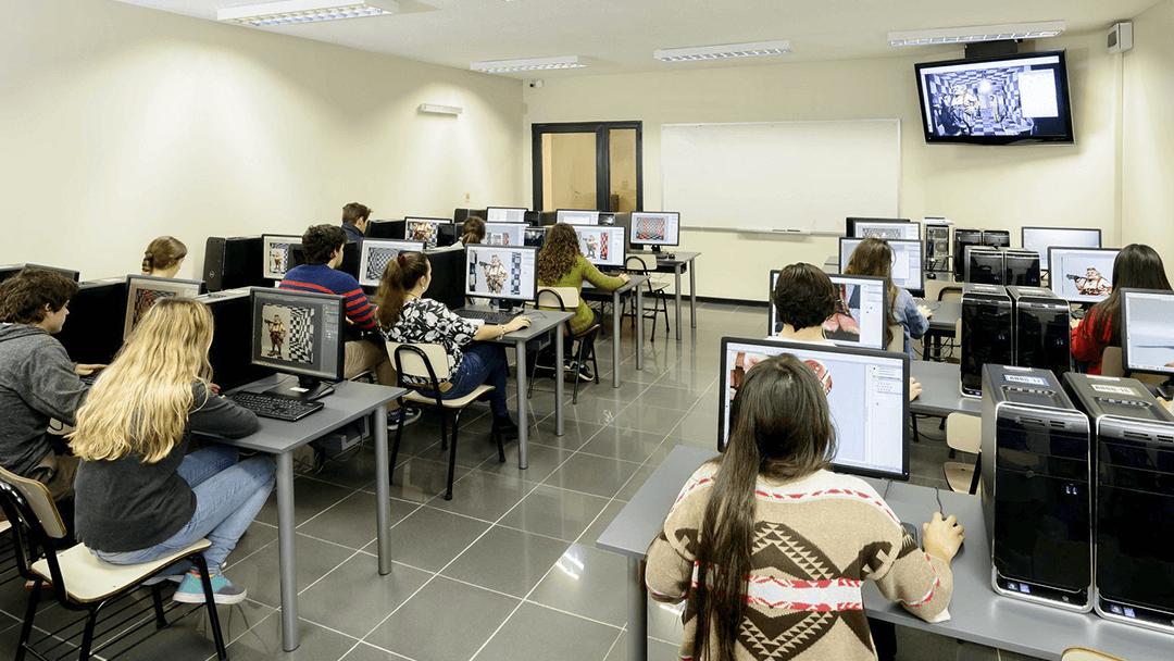 Laboratorio de informática - Universidad ORT Uruguay