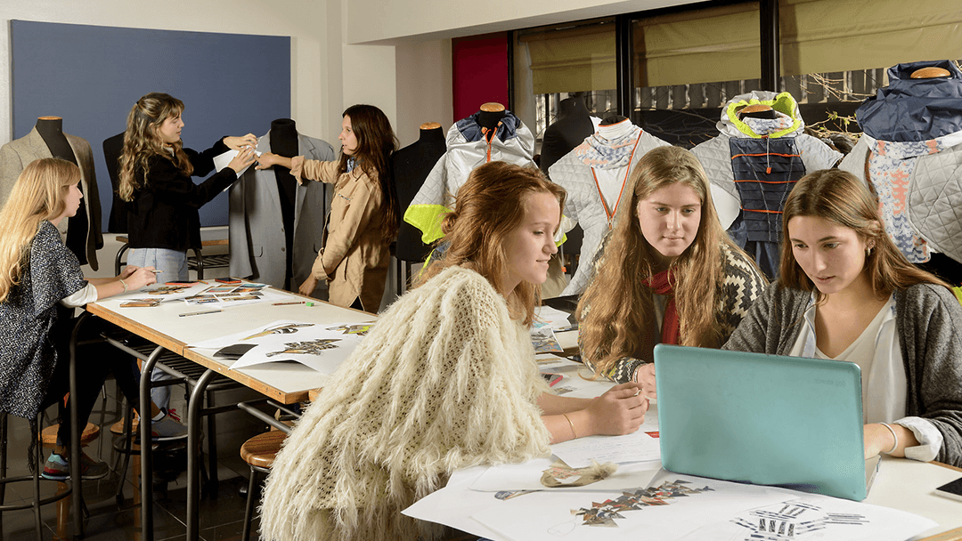 Laboratorio de Diseño de Modas.