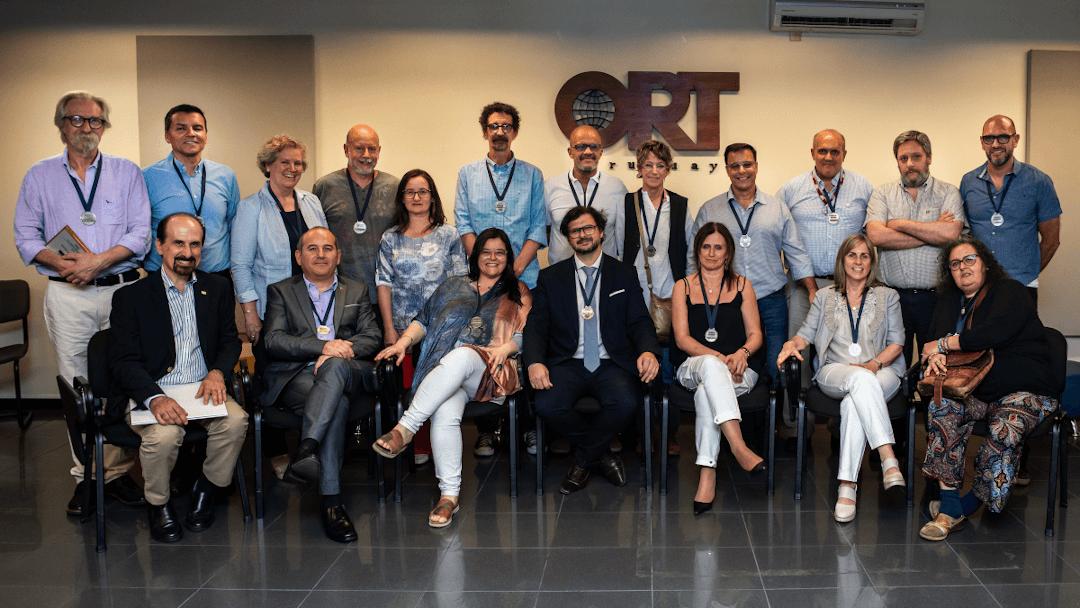 Premios a la Excelencia Docente - Facultad de Comunicación y Diseño - ORT