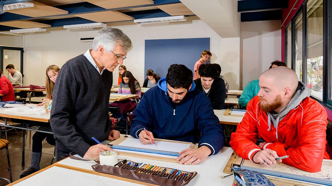 Docentes - Facultad de Comunicación y Diseño - Universidad ORT Uruguay