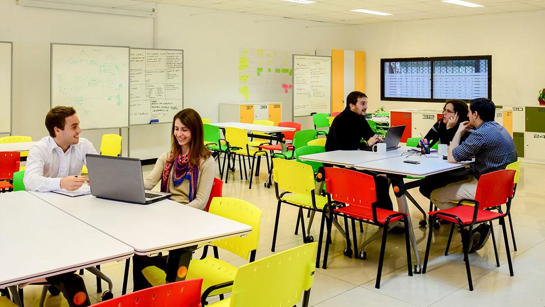 Apoyo a emprendedores - Universidad ORT Uruguay