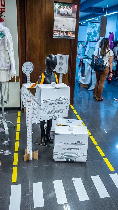 *Personajes en acción, para Pika. Proyecto de Tamara Rajchman (Diseño Industrial).*