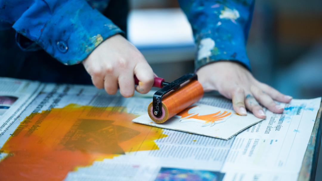 Producción de estudiantes - Licenciatura en Diseño Gráfico - Universidad ORT Uruguay