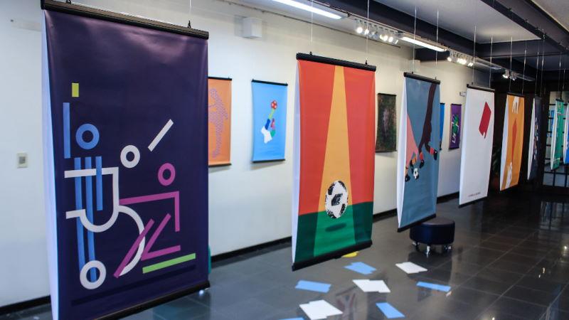 Exhibiciones de Diseño Gráfico