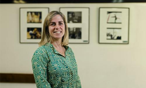 Virginia Silva. Licenciatura en Comunicación. Universidad ORT Uruguay