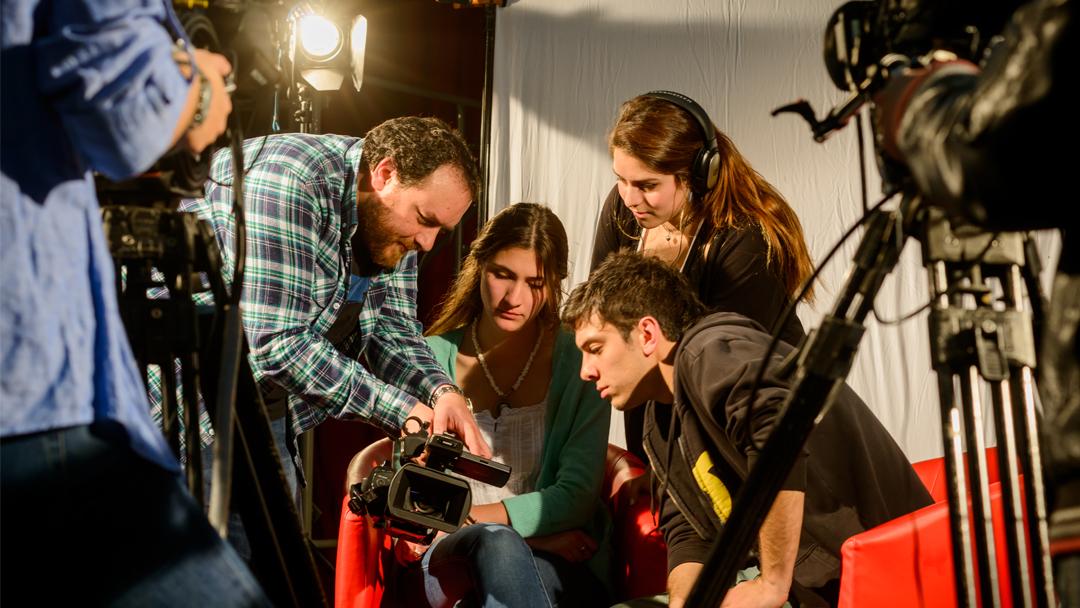 Por qué estudiar Comunicación orientación Audiovisual - Licenciatura en Comunicación orientación audiovisual - Universidad ORT Uruguay