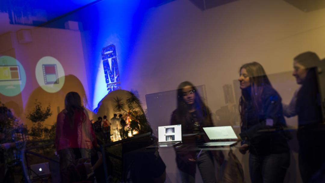 Producción de estudiantes - Licenciatura en Diseño Multimedia - Universidad ORT Uruguay