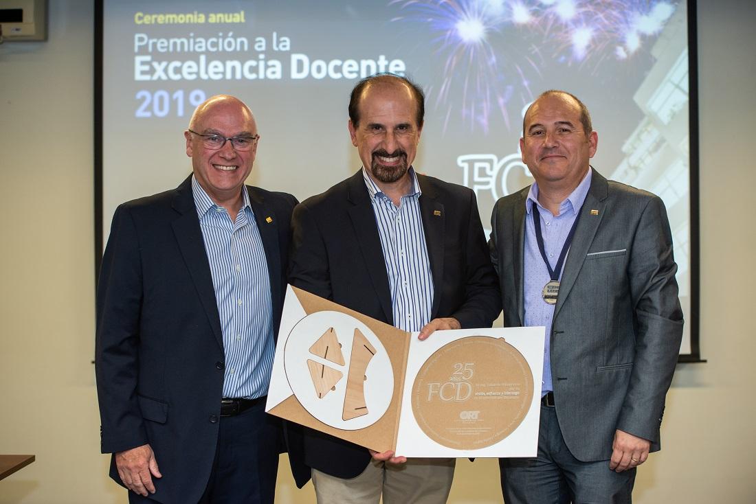 Excelencia docente 2019 - Eduardo Hipogrosso