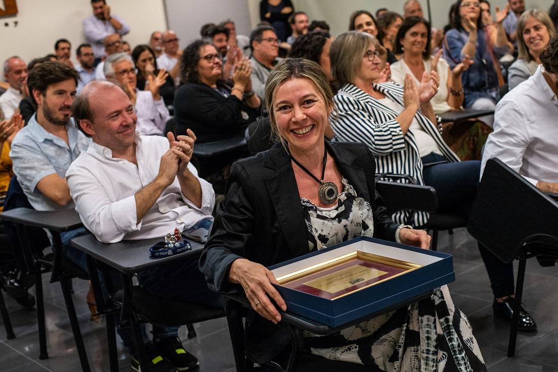 Excelencia docente 2019 - Gabriela Cambón