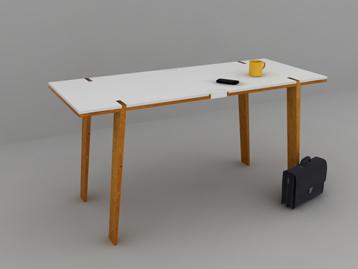 Mesas y escritorios de uruguay a brasil universidad ort for Escritorios uruguay
