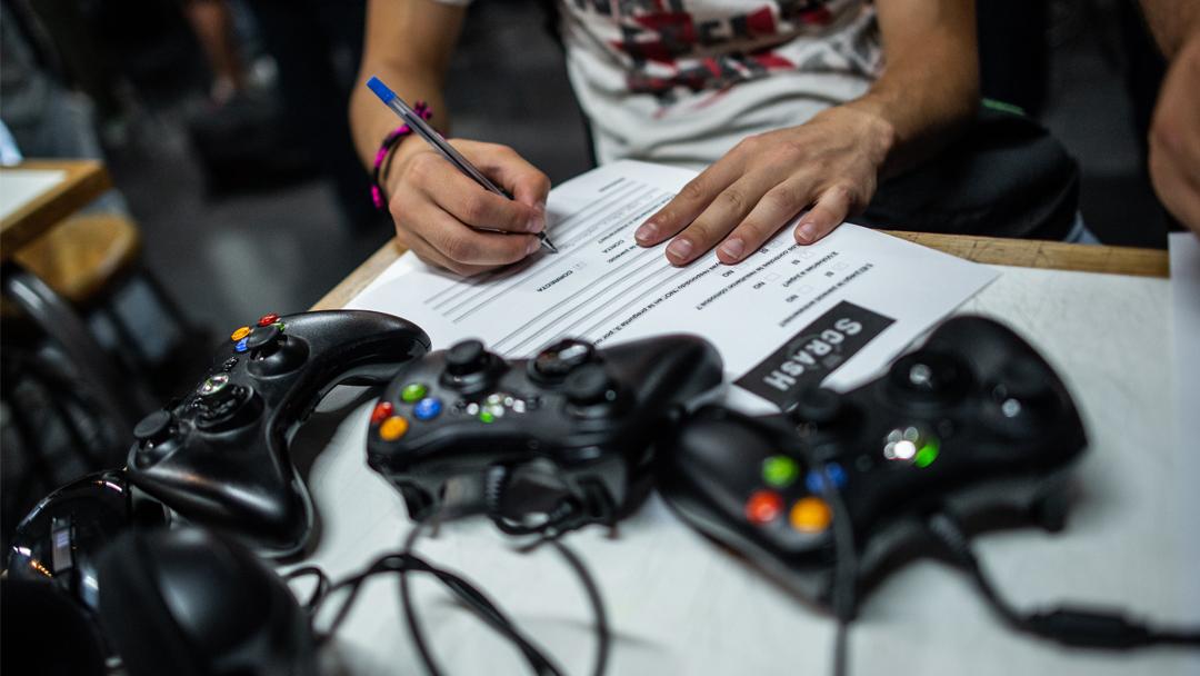 Betatesting de videojuegos - Licenciatura en Animación y Videojuegos